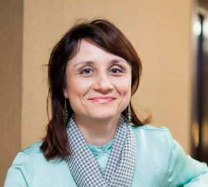 Doina Nistor Chief of Party at USAID Moldova Competitiveness Project, implemented by Chemonics Inc